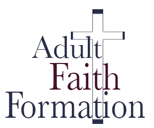 Adult Faith Formation button